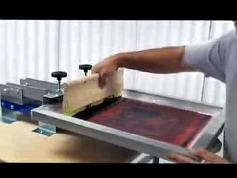 t Shirt Printing Table Diy T-shirt Printing