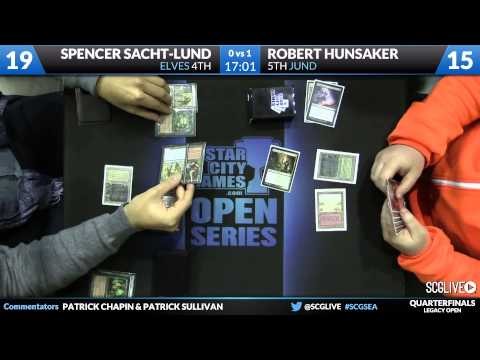 SCGSEA - Legacy - Quarterfinals - Robert Hunsaker vs Spencer Sacht Lund