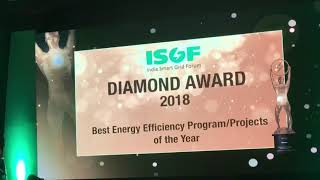 Best Energy Efficiency Project of the Year - Energos Technologies.