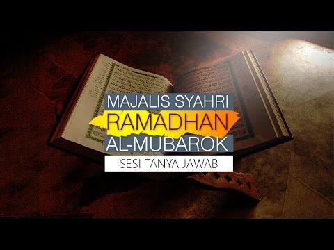 Sesi Tanya Jawab - Majalis Syahri Ramadhan Al Mubarok Eps. 7 - Ustadz Aris Munandar