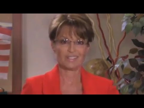 Sarah Palin Embarrasses Herself