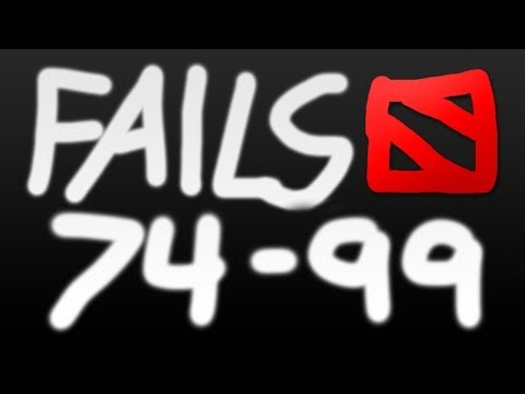 Dota 2 Fails of the Week - Best of Ep. 74-99