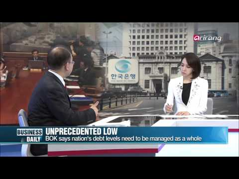 Business Daily-Further drop in Korea's interest rate, will it save Korea's econo