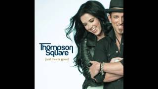 Watch Thompson Square Here We Go Again video
