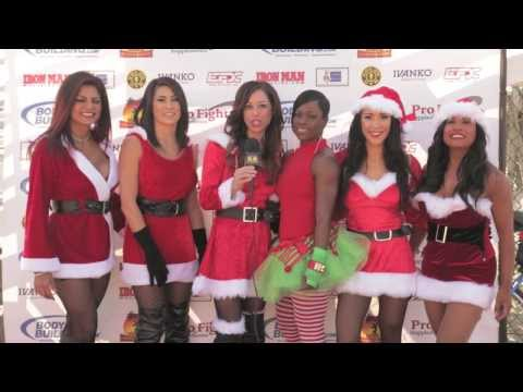 Muscle Beach Toy Drive 2013 Recap