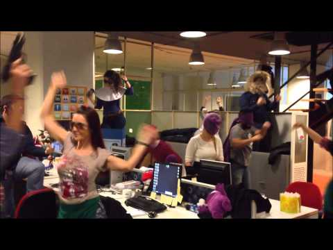 Harlem Shake (turkish) By Netfork Office