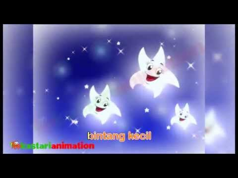 Lagu Anak Indonesia - Bintang Kecil - Kastari Animation Official video