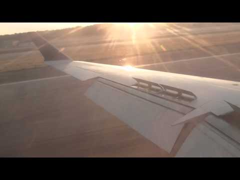 Delta Connection (ASA) CRJ-700 Landing in Memphis International Airport