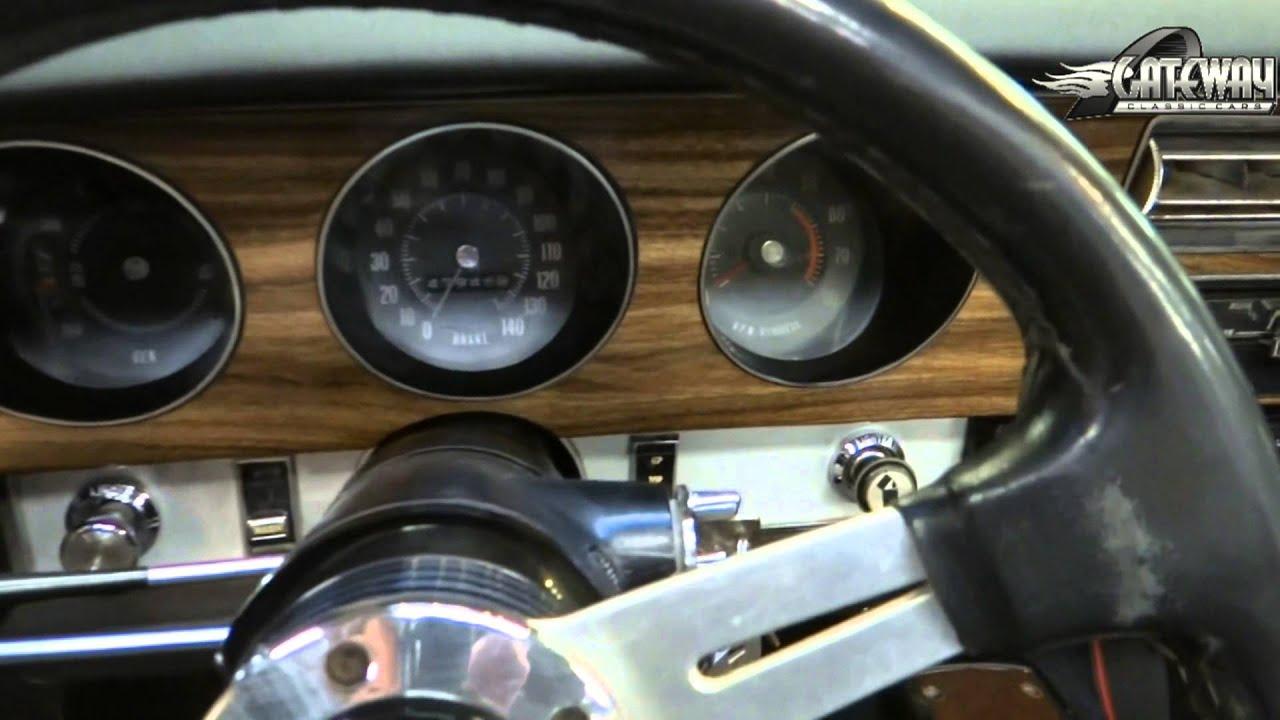 1971 Pontiac Lemans Sport Convertible For Sale At Gateway