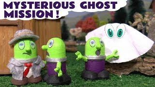 Funny Funlings Mysterious Ghost Mission for Detective Funling TT4U