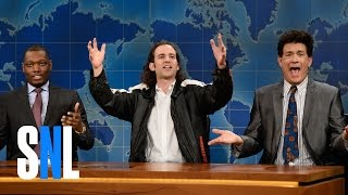 Cut for Time: Bruce Chandling and Paul Cannon on Halloween (Tom Hanks) - SNL