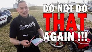 COOL & ANGRY COPS | POLICE vs MOTORCYCLE |   [Episode 91]