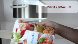 Мултикукър PHILIPS HD3037