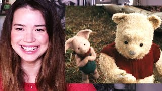 CHRISTOPHER ROBIN | Ewan McGregor | Trailer Reaction!