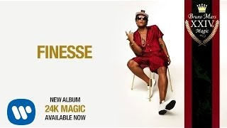 Download Lagu Bruno Mars - Finesse [Official Audio] Gratis STAFABAND