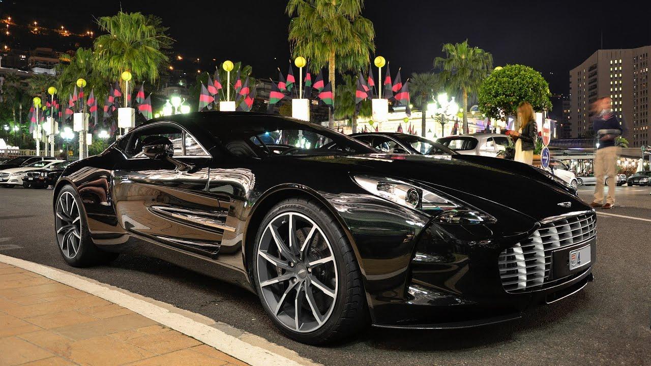 Aston martin one 77 фото