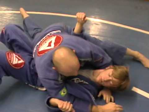 BJJ Techniques: Gi Tail Ezekiel Choke from Side Control Image 1