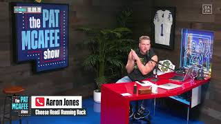 The Pat McAfee Show | Wednesday, October 9th