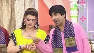 Best Of Sajan Abbas New Pakistani Stage Drama Full Comedy Funny Clip | Pk Mast