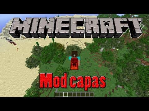Minecraft 1.5.2 - Mod Capas Minecraft - Tutorial+Instalación