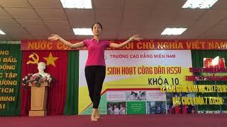 Múa đơn Hello Việt Nam & Quê tôi, Nhật Linh
