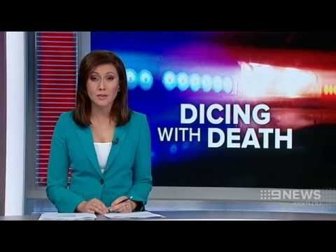 Dicing with Death | 9 News Perth