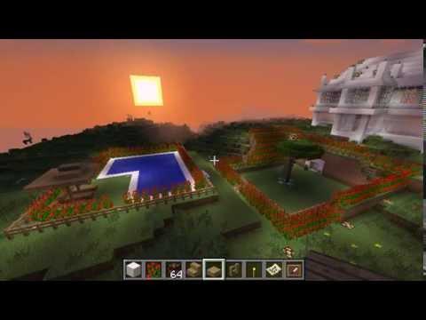 Minecraft 1 7 2 la casa de tus sue os youtube - Casa de tus suenos ...