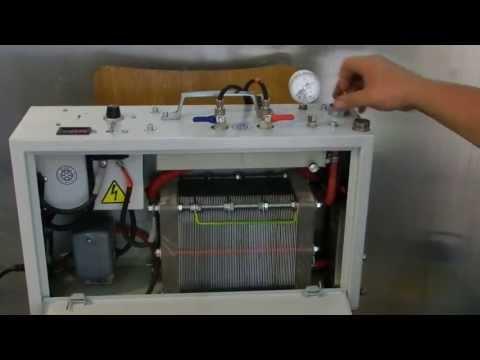 Отопление на газе брауна
