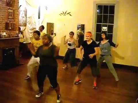 Hip Hop/RnB Choreo class 07.03.2013 to