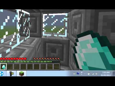 Minecraft Duplication Glitch 1.2.5 (singleplayer)