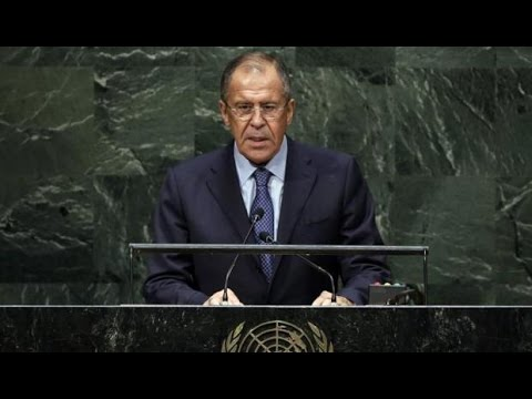 Sergei Lavrov's Speech at the United Nations General Assembly