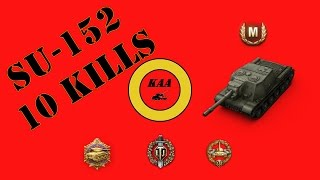 World of Tanks I SU-152 I Pool's Medal