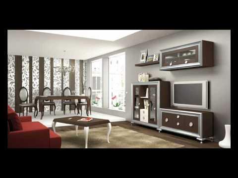 Nueva coleccion salones modernos l gant by muebles anto an - Muebles salon modernos ...