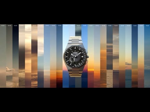 Citizen Watches - Chasing Horizons