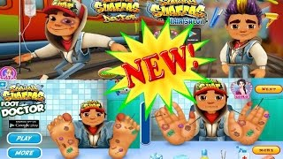 PLAY SUBWAY SURFERS GAMES ON PC 2016 JEUX ANDROID IOS FULL HD / Creative Commons Reuse Allowed