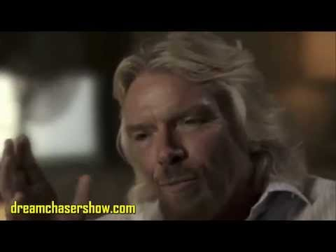 Richard Branson Interview: Richard Branson Shares The Ultimiate Key To Success