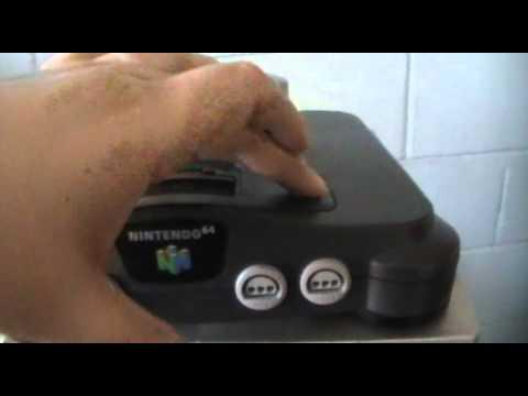 Cazador de Videojuegos - Soluciones para el problema del reset del Nintendo 64