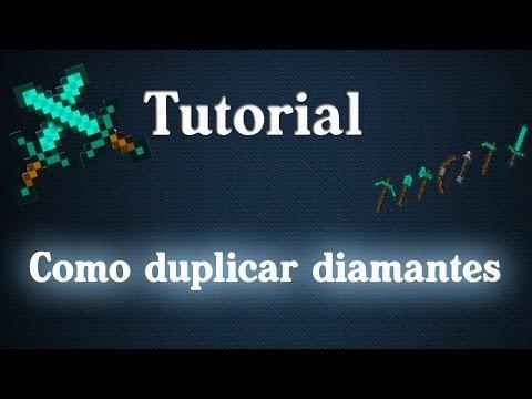 Como Duplicar Diamantes en Minecraft 100% Legal (No Hacks)