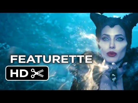 Maleficent Featurette - Light and Dark (2014) - Angelina Jolie, Elle Fanning Movie HD