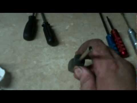 TOOL REVIEW     DIFFERENT STYLES OF CARB ADJUSTING SCREW DRIVERS