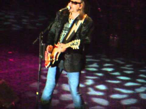 Ace Frehley - Snowblind&Rock Soldiers - Best Buy Theater NYC 7/11/12