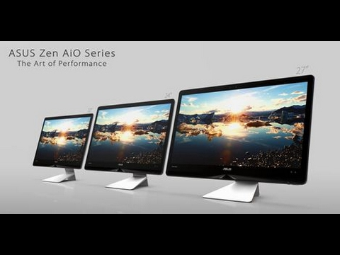 Premium All-in-One PCs - Zen AiO Series | ASUS