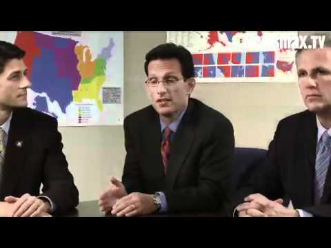 Rep. Eric Cantor: Obama's Approach Not the American Way