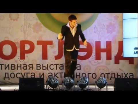 """Владимир Брилёв интервью и песня """"Наш нереальный мир"""""""