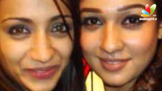 Nayantara Races Ahead Of Trisha | Raja Rani | Hot | Tamil Cinema News