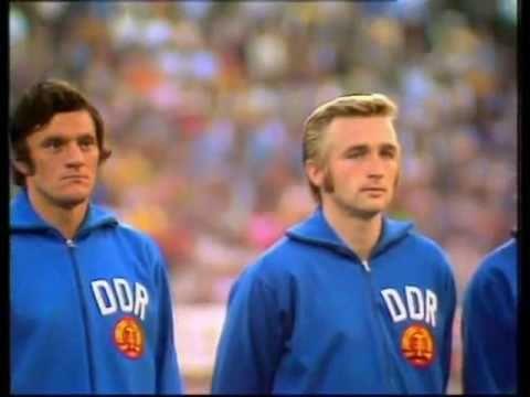 1974 Ddr Fußball wm 1974 Ddr