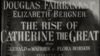 The Rise of Catherine the Great (1934) [Biography]