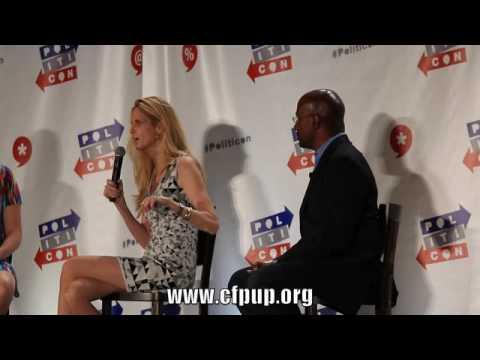 Ann Coulter VS Van Jones Politicon 2016 - Entire Debate
