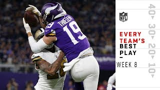 Every Teams Best Play from Week 8 | NFL Highlights