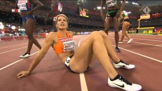 Dafne Schippers 21 63 Final Woman